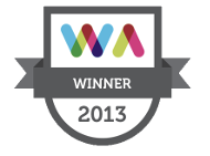 Winner Web Award 2013