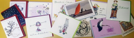 Greeting Cards in Irish