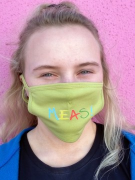 MEAS / RESPECT Face Covering