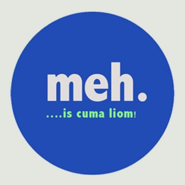 meh_is_cuma_liom__badge